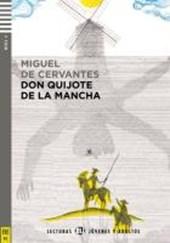 El Ingenioso Hidalgo Don Quixote de la Mancha. Buch mit Audio-CD