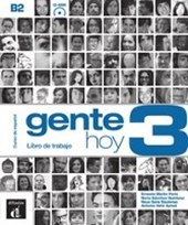 Gente hoy 3 (B2). Libro de trabajo + Audio-CD (MP3)