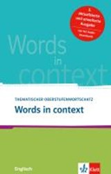 Words in Context |  |