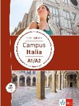Campus Italia. Trainingsbuch + Audio-CD (A1/A2) | Rosa Errico |