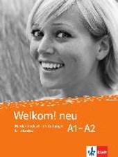 Welkom! Neu A1-A2. Lehrerhandbuch