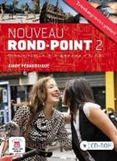 Nouveau Rond-Point 2. Guide pédagogique + CD-ROM (B1)