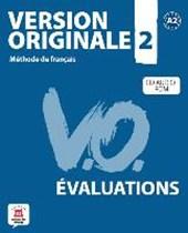 Version originale. Les évaluations. Livre + CD Audio-ROM