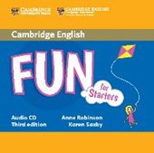 Fun for Starters. Class audio CD
