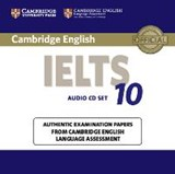 IELTS 10. 2 Audio CDs |  |