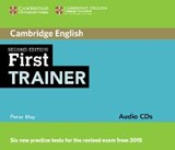 First Trainer. 3 Audio-CDs. Second edition |  |