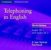 Telephoning in English. 2 CDs