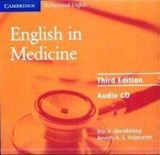 English in Medcine. CD |  |