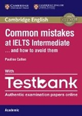 Common Mistakes at IELTS Intermediate...and how to avoid them | auteur onbekend |