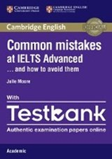 Common Mistakes at IELTS advanced...and how to avoid them | auteur onbekend |