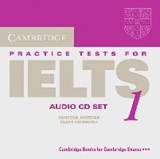 Cambridge Practice Tests for IELTS 1 / 2 CDs | Vanessa Jakeman |