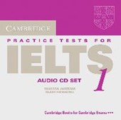 Cambridge Practice Tests for IELTS 1 / 2 CDs