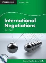 International Negotiations. Student's Book with 2 Audio-CDs | auteur onbekend |