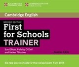 First for Schools Trainer for the revised exam. 3 Audio CDs | Peter May |