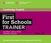 First for Schools Trainer for the revised exam. 3 Audio CDs