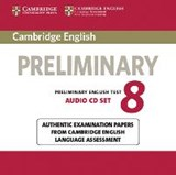 Cambridge English Preliminary 8. 2 Audio CDs | auteur onbekend |
