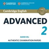 Cambridge English Advanced 2 for updated exam. 2 Audio CDs