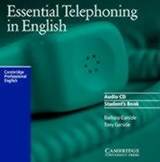 Essential Telephoning in English. CD | auteur onbekend |