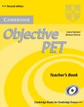 Objective PET - Second Edition. Teacher's Book
