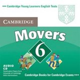 Cambridge Young Learners English Tests. Examination papers from the University of Cambridge Local Examinations Syndicate / Cambridge Movers 6. Audio-CD | auteur onbekend |