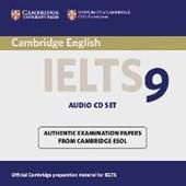 Cambridge IELTS 9 / 2 Audio-CDs