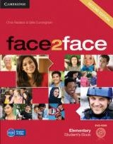 face2face. Student's Book with DVD-ROM. Elementary 2nd edition | auteur onbekend |