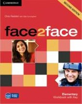 face2face Elementary. Workbook with Key