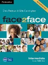 face2face / 3 Class Audio CDs. Intermediate 2nd edition | auteur onbekend |