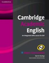 Cambridge Academic English. Student's Book - Upper-Intermediate