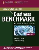 Business Benchmark 2nd Edition. Student's Book BEC Pre-intermediate/Intermediate B1 | auteur onbekend |