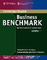Business Benchmark 2nd Edition / Teacher's Resource Pack BEC & BULATS Pre-intermediate/Intermediate B1 | auteur onbekend |