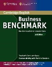 Business Benchmark 2nd Edition / Teacher's Resource Pack BEC & BULATS Pre-intermediate/Intermediate B1