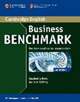 Business Benchmark 2nd Edition. Student's Book BULATS Pre-intermediate/Intermediate B1 | auteur onbekend |