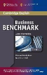 Business Benchmark 2nd Edition. Personal Study Book BEC & BULATS Upper-Intermediate B2 | auteur onbekend |