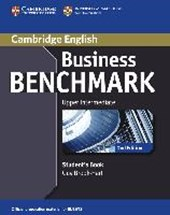 Business Benchmark 2nd Edition. Student's Book BULATS Upper-Intermediate B2 |  |