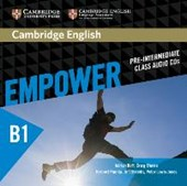Cambridge English Empower. 3 Class audio CDs (B1)