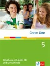 Green Line 5. Workbook mit Audio CD und Lernsoftware |  |