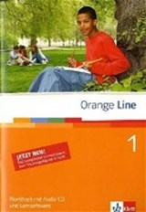 Orange Line 1. Workbook mit CD und Lernsoftware | auteur onbekend |