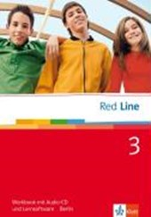 Red Line 3. Workbook mit Audio-CD und Lernsoftware. Berlin