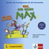 Der grüne Max - Neubearbeitung 2012 / Audio-CD zum Lehrbuch