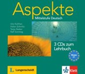 Aspekte 3 (C1) - 3 Audio-CDs zum Lehrbuch