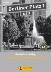 Berliner Platz 1 NEU - Testheft mit Prüfungsvorbereitung 1 mit Audio-CD