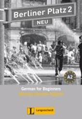 Berliner Platz 2 NEU - Glossar Deutsch-Englisch