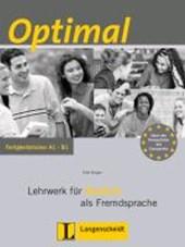 Optimal Fertigkeitstrainer A1 - B1 - Buch mit Audio-CD
