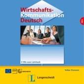 Wirtschaftskommunikation Deutsch - 2 Audio-CDs