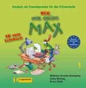 Der grüne Max 1 Neu - Audio-CD zum Lehrbuch 1