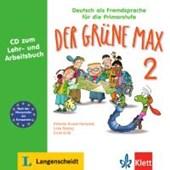 Der grüne Max 2 - Audio-CD zum Lehr- und Arbeitsbuch