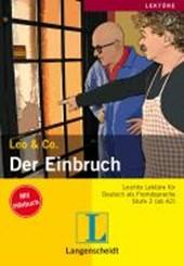 Der Einbruch + CD A2