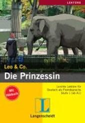 Die Prinzessin (Stufe 1) - Buch mit Audio-CD
