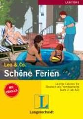 Schöne Ferien (Stufe 2) - Buch mit Audio-CD